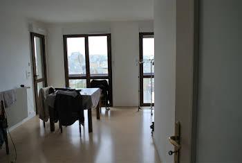 Appartement 2 pièces 51,25 m2