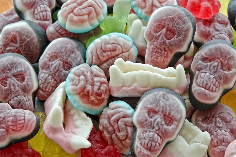 Candy Candy Horror...le gommose della famiglia Addams di Cristina Rocca
