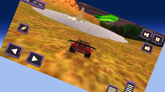 3D GT Car Ramps Simulator - náhled