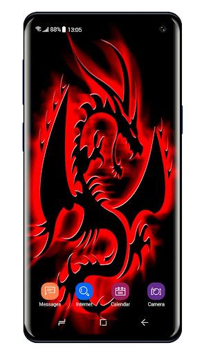 Red Wallpaper screenshots 2