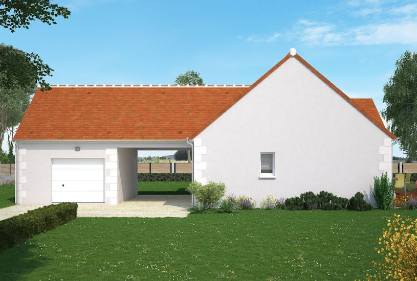 Vente Terrain + Maison - Terrain : 724m² - Maison : 136m² à Paucourt (45200)
