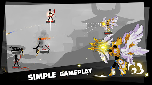 Code Triche Stickfight Archer  APK MOD (Astuce) screenshots 1