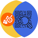 Attendance with QR icon