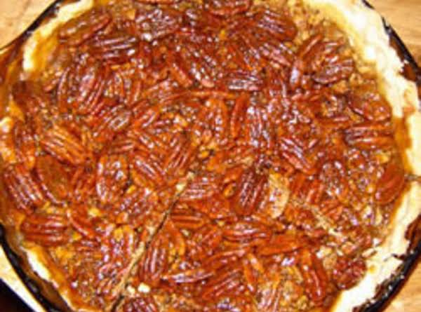 Fannie's Pecan Pie Recipe
