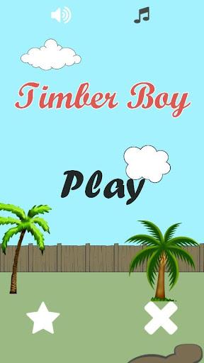 Timber boy
