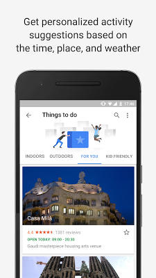 Google Trips - Travel Planner - screenshot