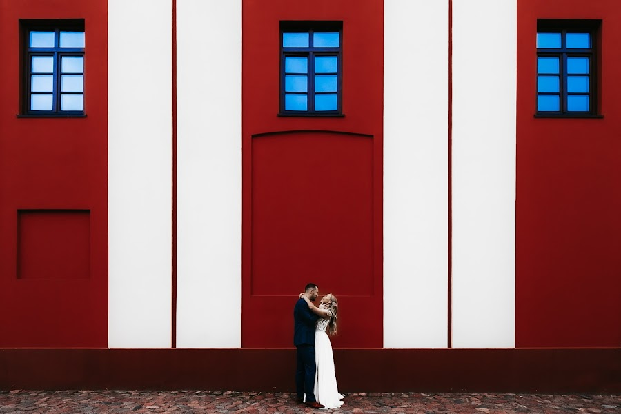 Wedding photographer Donatas Ufo (donatasufo). Photo of 18.06.2019