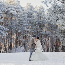Wedding photographer Marina Vladimirskaya (marinasirosh). Photo of 07.02.2017