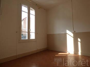 Appartement meublé 3 pièces 49,21 m2