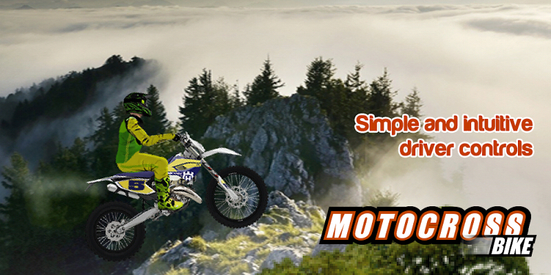 Скриншот Motocross Racing 2018