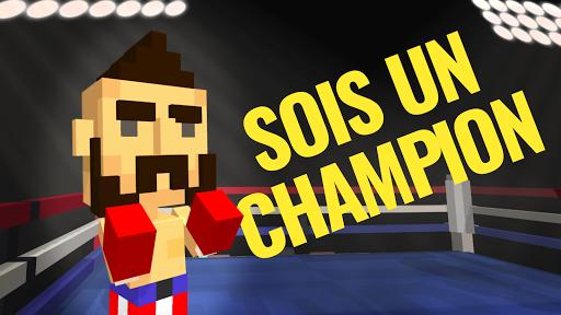 Code Triche Square Fists Boxe apk mod screenshots 1