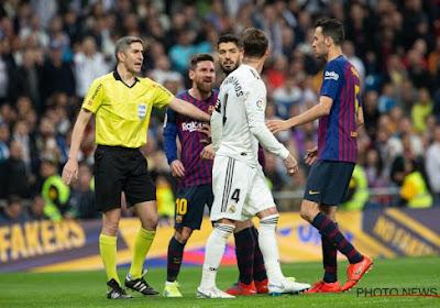Le Clásico reporté : la Liga fait appel