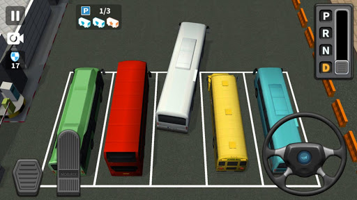 Bus Parking King apkmr screenshots 2