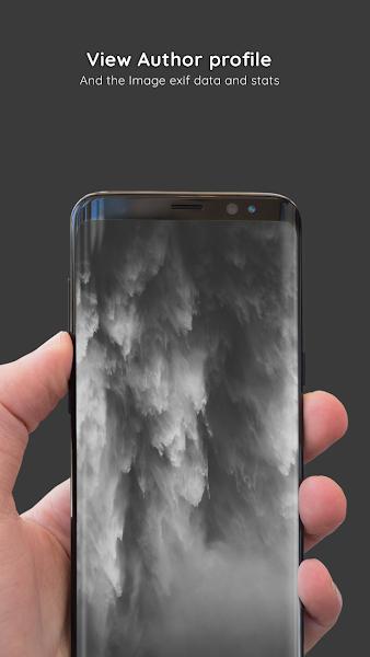 WATER Wallpapers 4K Pro Screenshot Image
