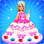Wedding Doll Cake Decorating 2.7