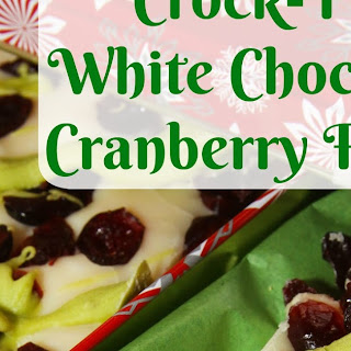 Crock Pot Candy White Chocolate Recipes