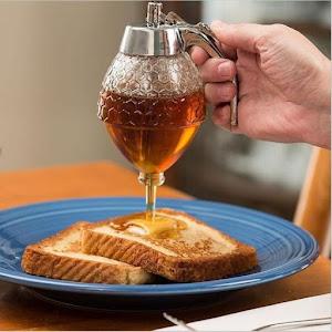 Dozator de miere, capacitate 200 ml