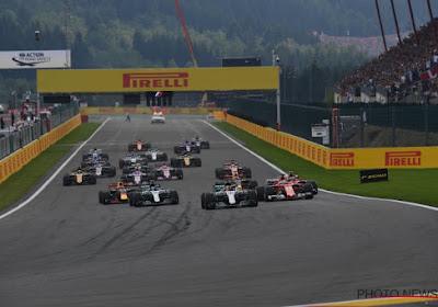 Déjà 64 000 billets vendus pour le GP de Spa-Francorchamps