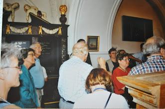 Photo: I Ølst kirke