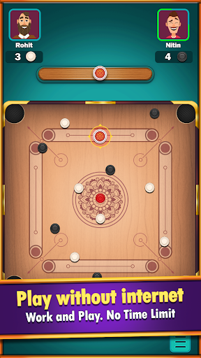 Carrom World : Online & Offline carrom board game filehippodl screenshot 4