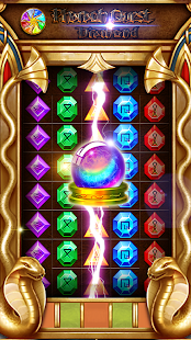 Diamantový faraon quest - náhled