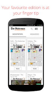 The Statesman Newspaper- screenshot thumbnail
