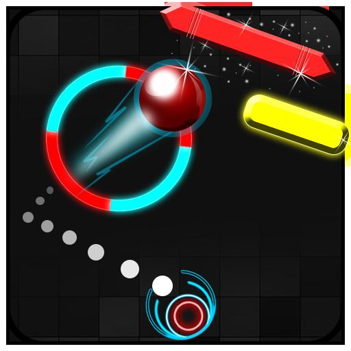 Color Swap Magic: Ball Angles