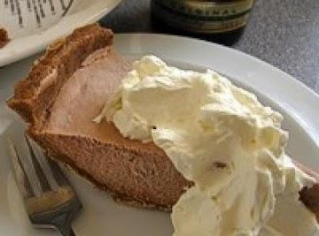 Baileys Irish Cream Mousse Pie Recipe