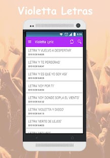 LaVioletta Music Letras- screenshot thumbnail