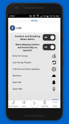 K99.1FM - screenshot