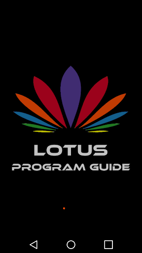 Lotus Program Guide 1.5 screenshots 1