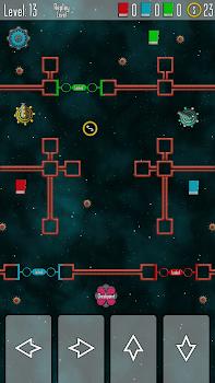 Spaceship Rotation