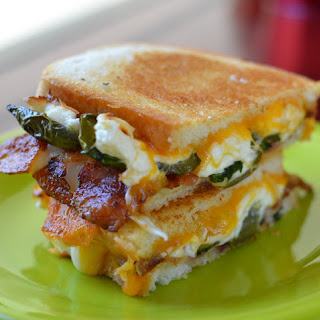 Jalapeno Popper Sandwich.
