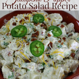 Potato Salad With Cream Cheese And Bacon Recipes