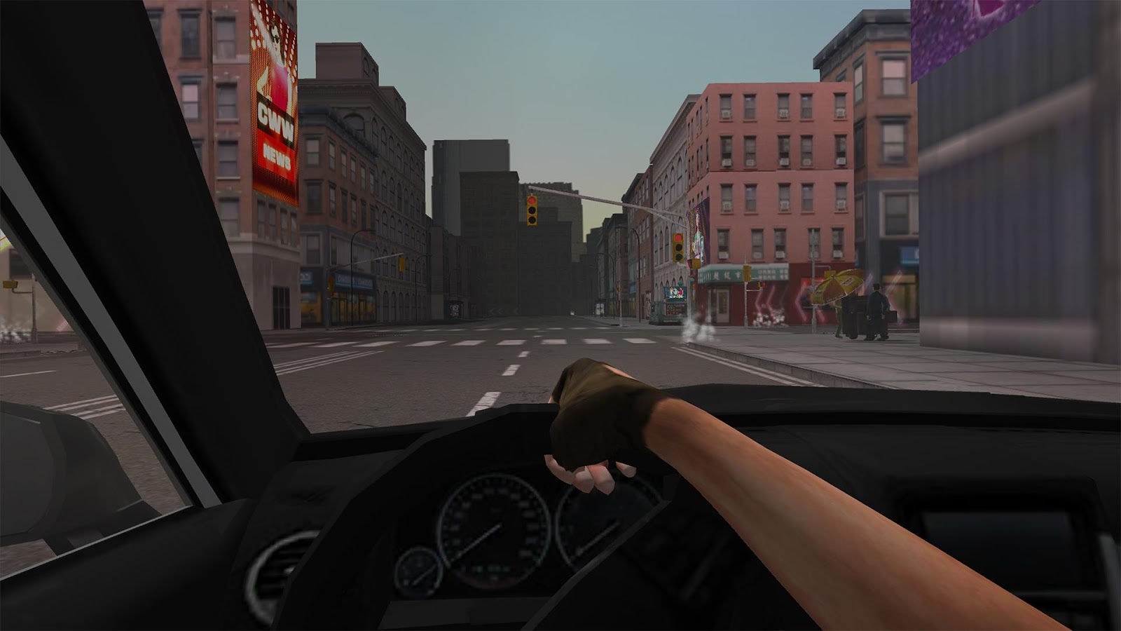City Driving 2- screenshot