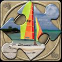 FlipPix Jigsaw - Sail Away icon