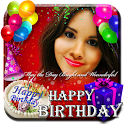 Make Birthday Cards with Photo icon