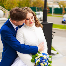 Wedding photographer Natalya Kramar (Weddphotokn). Photo of 19.10.2017