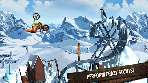 Trials Frontier screenshot 1