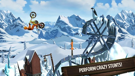 Trials Frontier MOD Apk (Unlimited Money) 1
