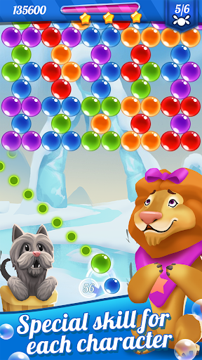 Bubble Shooter Magic of Oz screenshots 6
