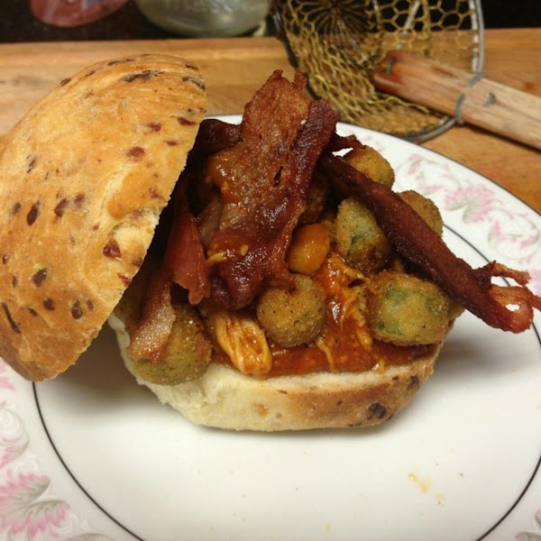 Southern Farmhouse Bbq Chicken Sandwich Recipe