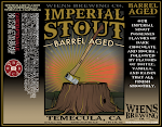 Wiens Barrel Aged Imperial Stout