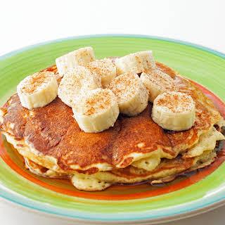 Buttermilk Vanilla Pancakes.