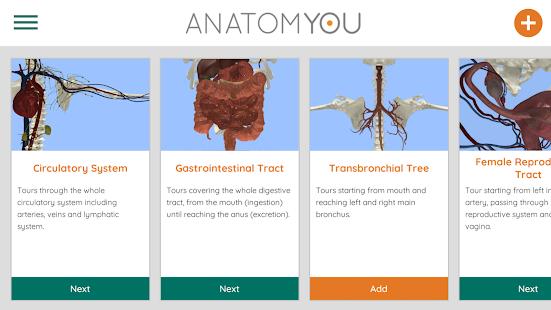 Anatomyou VR   Human Anatomy - náhled