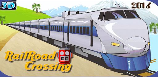 Railroad Crossing Train Simulator Game Apps On Google Play