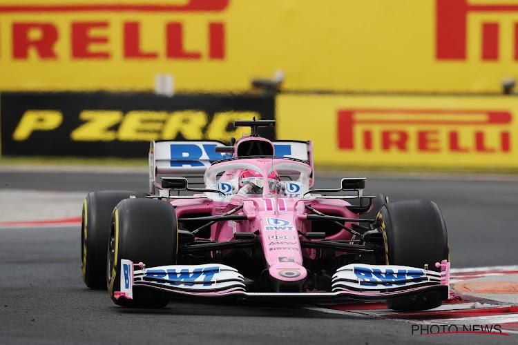 Wanneer je echt niet mag winnen: Blunder bij Mercedes én een lekke band zorgen ervoor dat niet Russell maar Perez GP van Sakhir wint
