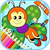 Coloring Book - Kids Painting