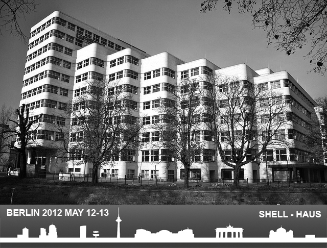 Photo: Berlin 2012 Photowalk May 12&13 News  Berlin Buildings Architectural Presentations - No.2 - Shell-Haus  The second in the series of architectural presentations of the buildings on the LE/Architecture Route. Download and print it from here (Google document): http://goo.gl/qVqKq  Presentations by Architect +Julia Anna Gospodarou  Shooting tips by International Award-winning Photographer +Joel Tjintjelaar to follow. If you haven't yet done it and wish to attend the photowalk, please take a moment to register here: http://goo.gl/lFFt7
