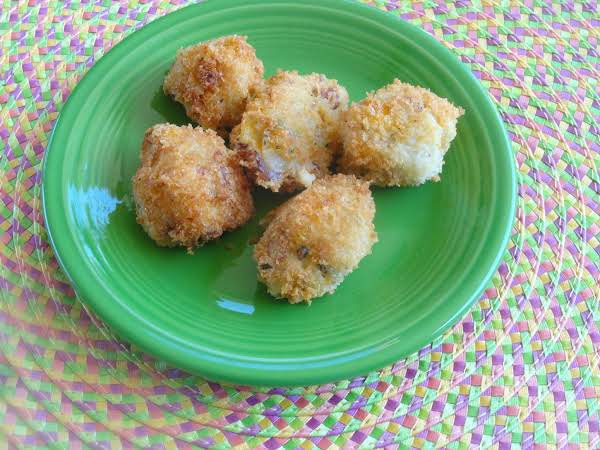 Loaded Mashed Potato Bites Recipe
